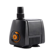Wholesale HJ Type W Aquarium Submersible Small Water Pump V Fish Tank Pond Fountain