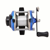 Wholesale High Quality Mini Fishing Wheel Right Left Hand Interchangeable Bait Casting Fishing Reel Gear for Ice Fishing