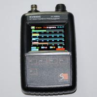 Wholesale KVE60C HF shortwave antenna icon vector impedance analyzer Amateur Radio HAM essential