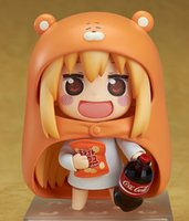 Wholesale Nendoroid figure Himouto Umaru chan in cm Toy model im cm Complete Figure in cm model