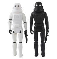 Wholesale Halloween Christmas New Kids Toys Star Wars Figures White Black soldier Stormtrooper Authentic PVC Action Figure Set