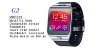 Cheap IP67 Waterproof Bluetooth Smart Watch NO.1 G2 Sport Smartwatch For Smartphone 2.0MP Camera Heart Rate Pedometer Sleep Monitor