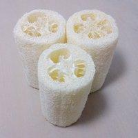 soap holder - 20Pieces High Quality Natural Loofah Luffa Loofa Pad Spa Bath Facial Soap Holder Dropshipping
