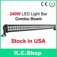 utv - US Stock LED Light Bar W High Power LED Work Light inch LM V k Combo Beam For Jeep UTV ATV Truck