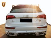 Wholesale Wholesaler For Audi Q5 Body Kit Q5 PP Wide Bumpers Carbon Lip Spoiler