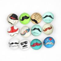 beards jewelry - Newest DIY Jewelry DIY Interchangeable Jewelry Bracelet Beard Snap Buttons for Noosa Bracelet