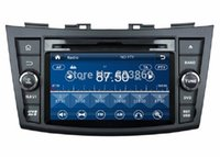 car radio - HD din quot Car Radio DVD Player for Suzuki Swift With GPS Navigation G DVR Bluetooth IPOD TV SWC AUX IN Car DVD