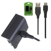 Wholesale New Hot Sale mAh Rechargeable Replacement Backup Battery Pack for XBOX ONE Controller With Retail Package USB Cable