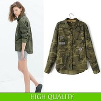 Where to Buy Camouflage Jackets Women Online? Where Can I Buy
