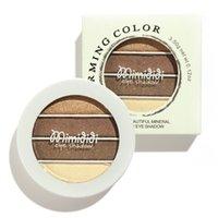 beautiful minerals - Choose Professional Dazzle Beautiful Mineral Eye Shadow Strip Essential Color Eyeshadow Powder Palette