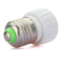 85-265V adapter e27 to gu10 - Lamp Holders Bases for led bulb light Converted E27 B22 E14 To GU10 adapter converter holder Lighting Accessories New Arrival