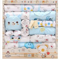 Cheap Newborn Baby Cloth Set Best Infant Suit Boys Girls