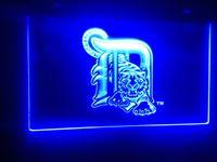 baseball displays - b Detroit Tigers MLB Baseball team logo LED Sign Neon Light Sign Display