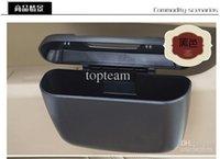 cd storage box - hot Car rubbish box car accessories Eco friendly storage box three colours EMS FREE TO AUS