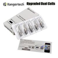 Cheap Kanger Upgraded Dual Coils Best kangertech mini protank 3