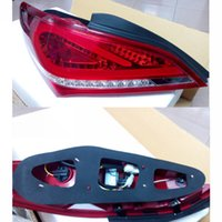 Wholesale New Quality Tail light Assembly Modified LED Tail Light For Hyundai Genesis Coupe