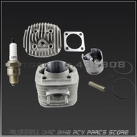 Wholesale High Quality New cc cc cc CC Stroke Motorized Gas Motor Engine Head Kit For Bicycle Bike