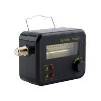 Wholesale Digital Satfinder with LCD Display Buzzer TV Satellite Finder Meter Satellite Signal Finder Meter Tester TV Receiver