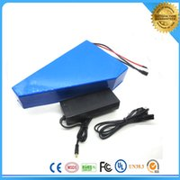 Wholesale Triangle style v ah electric bicycle lithium ion battery v ah W ebike li ion battery ebike battery