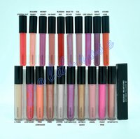 Palette lip gloss - High quality HOT New Makeup Lips Lip Gloss Dazz Lipgloss Colors ml English name DHL GIFT