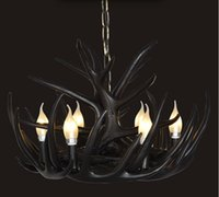 antler knob - Artistic Antler Featured Chandelier With Lights for New Lighting Chandelier