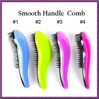 hair packaging - Magic Detangling Handle Hair Brush Comb Salon Styling Tamer Tool Tangle Shower Hair Comb ncludes retail packaging DHL Free