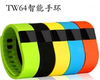 Wholesale TW64 Smartband Smart sport bracelet Wristband Fitness tracker Bluetooth fitbit flex Watch xiaomi for iphone ios android