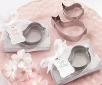 Wedding baby shower cookies - Baby shower Favors quot Tweet Baby quot Mamma and Baby Bird Stainless Steel Cookie Cutters baby party favor boxes
