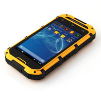 Android military cell phone - Rugged IP68 Military artificial Discovery V6 inch Android MTK6572 Dual Core Smart Waterproof Shockproof Cell Phone Ram MB Rom GB