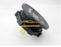 Wholesale Auto Parts Gauge Volt Meters DC V Car Auto Motorcycle Voltmeter Battery Voltage Monitoring LED Display