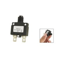Wholesale x New Plastic Metal Air Compressor Circuit Breaker Overload Protector AC15A order lt no track