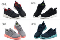 barefoot running footwear - 11 Colors Cheap London Olympic Rosher Barefoot Men Running shoes Fashion Sports Footwear design trainer run Sneakers