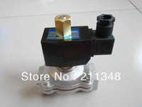 Wholesale Stainless Steel Water Solenoid Valve Normally Open S250 NO