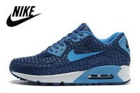 in style shoes - Nike Air Max SHANGHAI Check In men s running shoes Nike factory outlet nike airmax sports shoes black red green blue Style