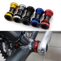 bicycle bottom bracket - BB C68 Ceramic Bottom bracket Road bicycle axis Mountain bike accessories