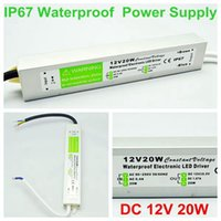 Wholesale 2 Years Warranty High Quality W Waterproof Led Power Supply Transformer V V To V IP67