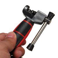 Wholesale Mini Bicycle Bike Cycling Steel Cut Chain Splitter Cutter Breaker Repair Tool Two Tone Grip For Comfortable Handling