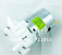 Precio de Bomba de refrigeración por agua-2PCS RS-360SH 6V eléctrica Bomba de agua RC Piezas del juguete DC Mini Bombas para líquidos ENVÍO GRATIS acuario Accesorios Sistema de refrigeración