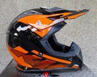 best road helmet - Best Sales Safety KTM Helmet professional motorcross helmet DOT Approved motorcycle ATV off road helmet helmet