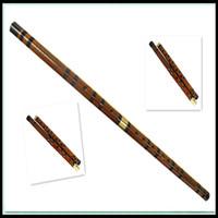 Wholesale Bamboo Flute National Musical Instrument C D E F G Key Professional Flute handmade Flauta China holes Bamboo Flute Musical