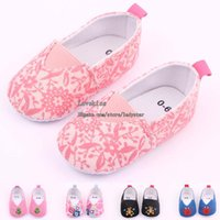 Girl baby boy flower - Baby Footwear First Walking Shoes Spring Autumn Infant Shoes Child Flower Baby Shoes Toddler Shoes Boys Girls Baby First Walker Shoes L43718