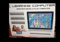 Aprendizaje de DHL + EMS envío gratis ordenador mesa de aprendizaje máquina Inglés Español Árabe Indonesio para niño niños juguetes educativos
