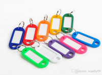 alloy classification - A portable key ring travel luggage tags marks listed number card key card hotel key chain classification