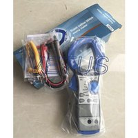 ac dc current clamp price - ac dc clamp meter price HP D HP860D with Voltage Current Resistance and Frequency meter Mulitimeter of hot sale