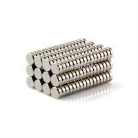 acrylic magnet frames - 100pcs Strong Magnets Dia x2mm N50 Rare Earth Neodymium Acrylic Frame Magnet