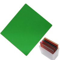 Wholesale FOTGA Green Plexiglas Filter for Cokin P series Color Conversion