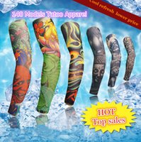 apparel arts - 2015 New temporaryTattoo sleeves hiphop cycling fishing outsports Tatoo body arts kinds design temporary tattoos Apparel
