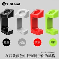 plastic magnetic - For Apple Watch iWatch Magnetic Charge Holder E7 Stand Plastic Intelligent Smart Charger Lazy Bracket Dock Station Desktop mm mm