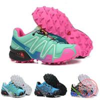Wholesale Colors In stock New arrival Zapatillas Speedcross Women Sneakers sport shoes SIZE eur