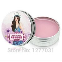 Wholesale AFY Youth Love Solid Perfume Long Lasting Elegant Favour Sexy Woman Moisturizing Perfume Cream g